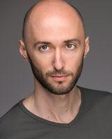 Marco Nanetti, actor, London