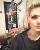 Jessica Blum, standby props, set dresser, property assistant, Köln