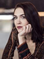Rena Glück, young talent, drama student, München