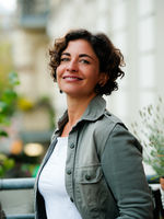 Claudia Weiske, actor, speaker, Berlin