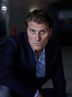 Frank Reidock, actor, voice actor, speaker, München