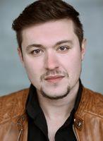 Alexander Tsypilev, actor, Hamburg