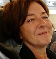 Claudia Schurian, production manager, Köln