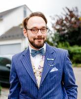 Dominik Schmitt, assistant costume designer, wardrobe, Köln
