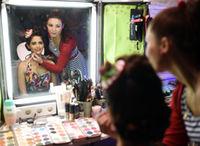 Lorena Florina Eracle, makeup artist / hair stylist, fx makeup artist, Berlin