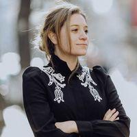 Catharina Gerekos, costume designer, Berlin