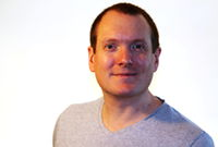 Markus Loy, grip assistant, Köln