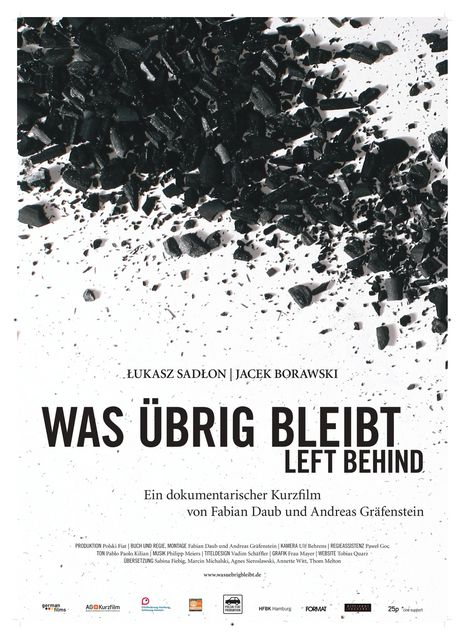 Left Behind / Filmplakat | © Frau Meyer