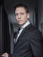 Jonas Koch, actor, Leipzig