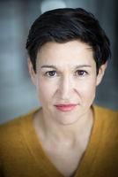 Iris Minich, actor, speaker, singer, Hamburg