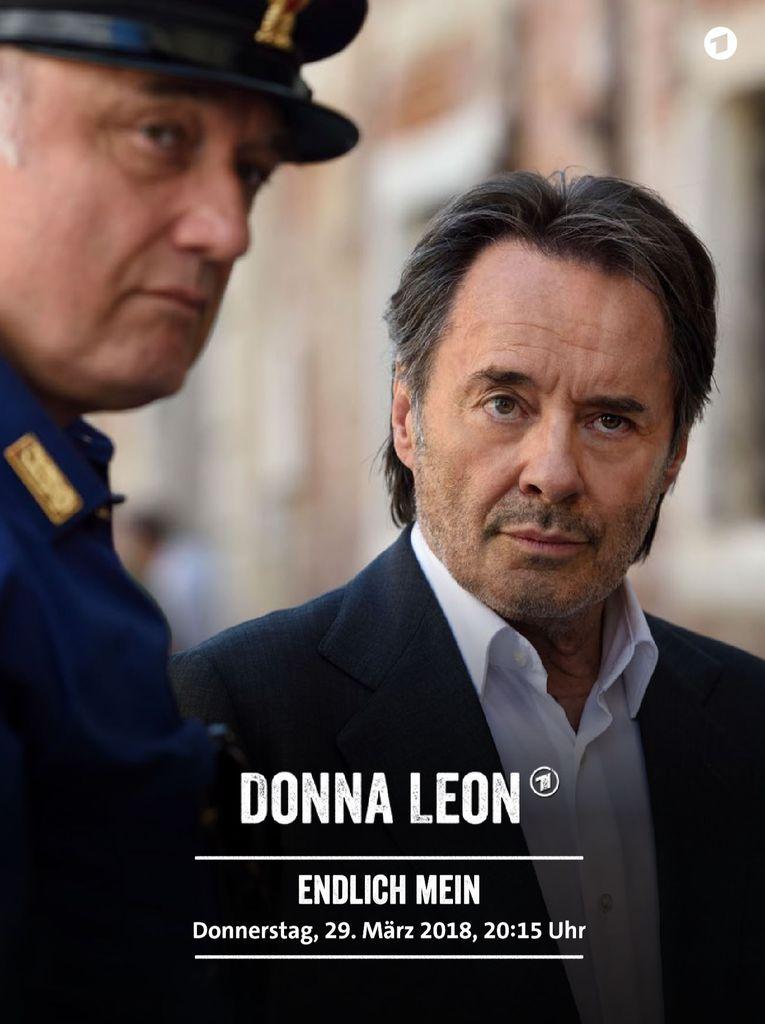 Donna Leon Endlich Mein