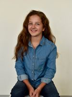 Emelie Harbrecht, kid actor, Berlin