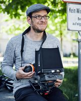 Stefan Seulen, director of photography, 1st assistant camera, Sound Recordist (Non Fiction), München
