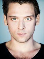Philipp J. Kaeser, actor, Berlin