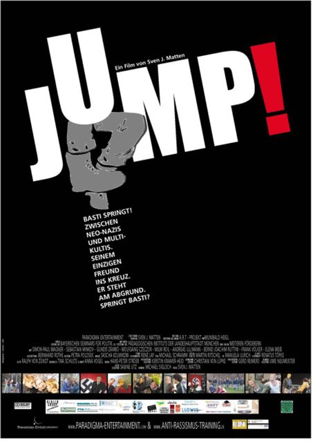 Jump Plakat | © Paradigma Entertainment