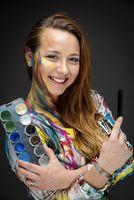 Claudia Gaertig, makeup artist / hair stylist, Hamburg