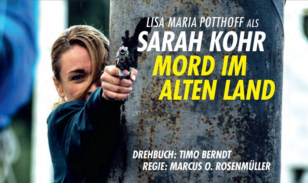Sarah Kohr Mord Im Alten Land