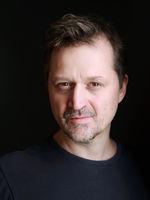 Patrick von Blume, actor, speaker, Berlin
