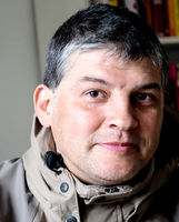 Jorge Alejandro Suárez Rangel, actor, Berlin