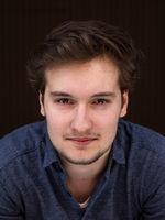 Oliver Mirwaldt, young talent, drama student, München