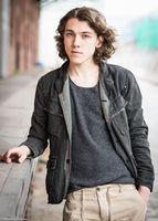 Lukas Kaack, young talent, drama student, Hamburg