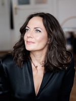 Katja Brenner, actor, voice actor, speaker, München