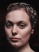 Franziska Schmid, young talent, drama student, Köln