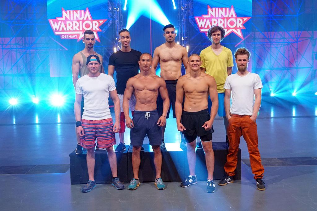 Ninja Warrior Germany 2019 Halbfinale