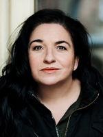 Maria Happel, actor, Wien
