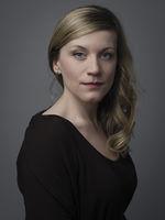 Franziska Beyer, actor, speaker, Tübingen