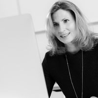 Stefanie Riedel, editor, Düsseldorf