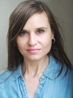 Maria Raisch, actor, voice actor, speaker, Berlin