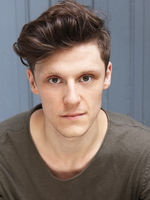 Alexander Auler, young talent, drama student, Berlin