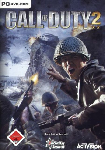 Call of Duty 2 | © Activision