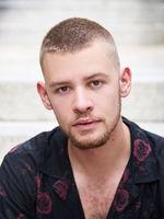 Gareth McGregor, young talent, drama student, München
