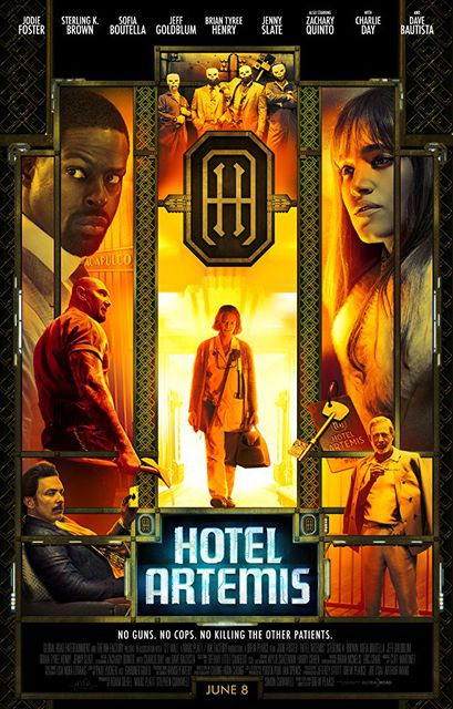Hotel Artemis | © Global Road