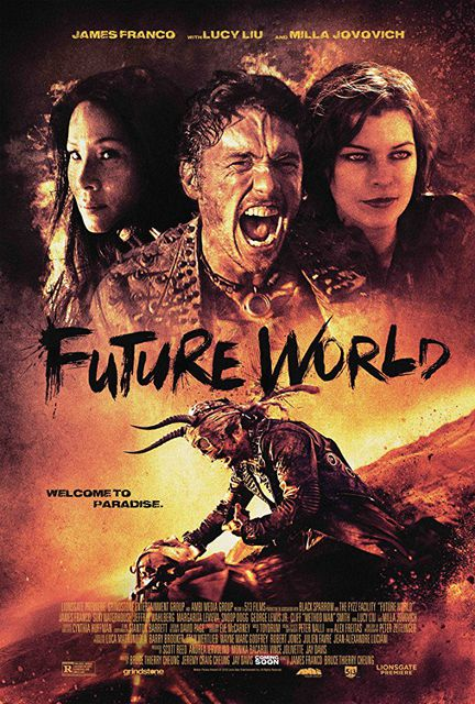 Futureworld Poster | © ambi