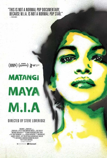 Matangi/Maya/M.I.A. | © Rapid Eye Movies