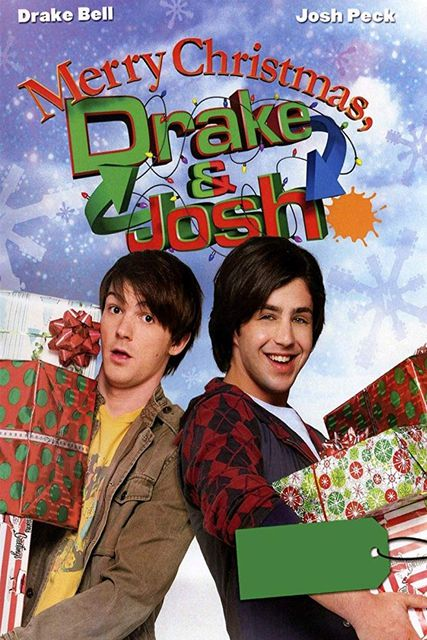 Frohe Weihnachten Drake Josh.Frohe Weihnachten Drake Josh Tv Film 2007 Crew United