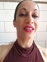 Claudine Biswas-MacKenzie  M.A., actor, voice actor, speaker, presenter, cabaret artist, Berlin