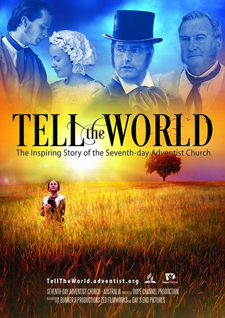 Tell the world | © Seventh-Day Advenist Church