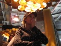 Nora Grabowski, set dresser, assistant set decorator, production designer, Berlin