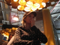 Nora Grabowski, assistant set decorator, set decorator, production designer, Berlin