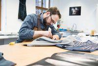 Dominik Schmitt, assistant costume designer, costume designer, Köln