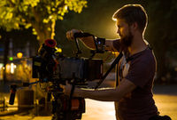 Nils Tischer, second assistant camera, Berlin