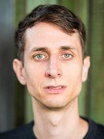 Florian Mania, actor, speaker, Frankfurt