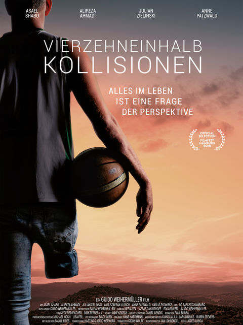 """Vierzehneinhalb Kollisionen"" - movie poster 