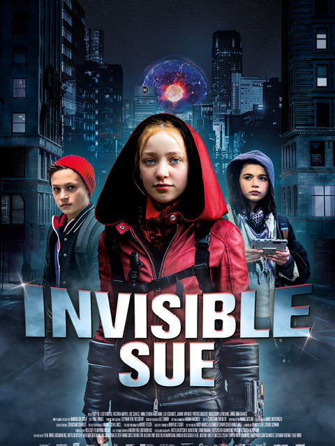 Plakat Invisible Sue | © Farbfilm Verleih