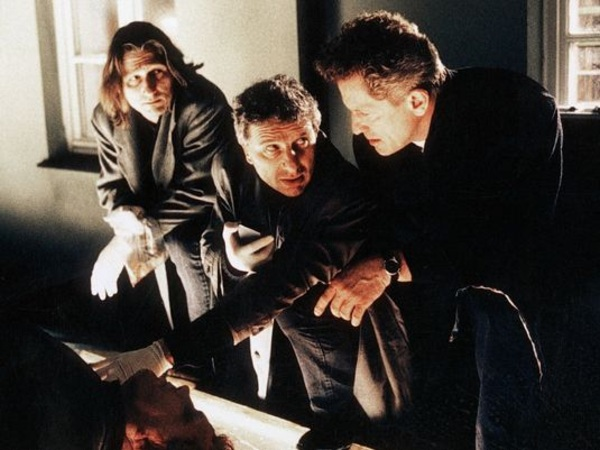 Tatort Im Freien Fall Tv Film Reihe 2001 Crew United