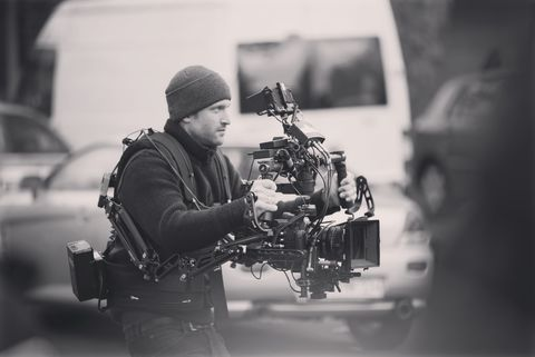 Paul Pieck, director of photography, 2nd unit dop, camera operator, Cologne